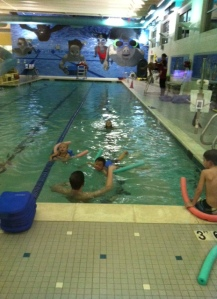 Kids @ Swim Lessons