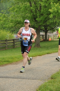 Columbia Triathlon - On the Run
